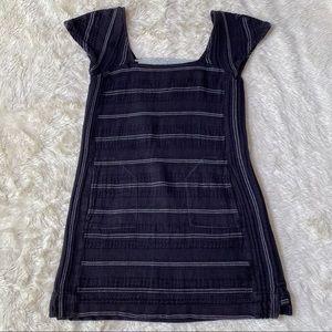 Ace & Jig Striped Tunic Dress - Size Medium